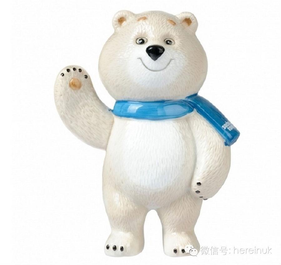 这次冬奥会吉祥物的官方设定.