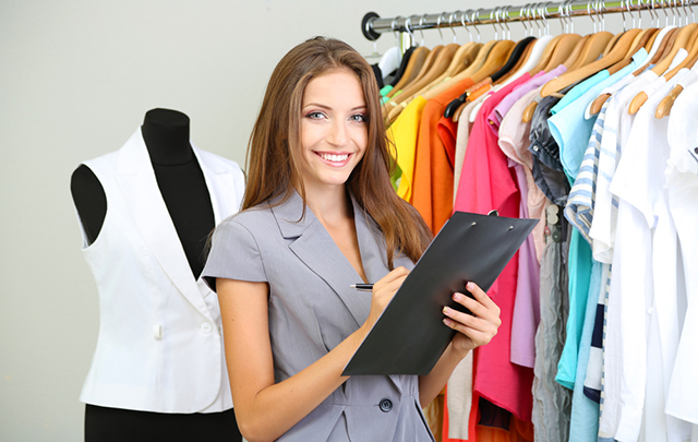 fashion buyer An ability to anticipate what customers will want, a keen eye on what is selling and the nerve to jettison your personal taste.