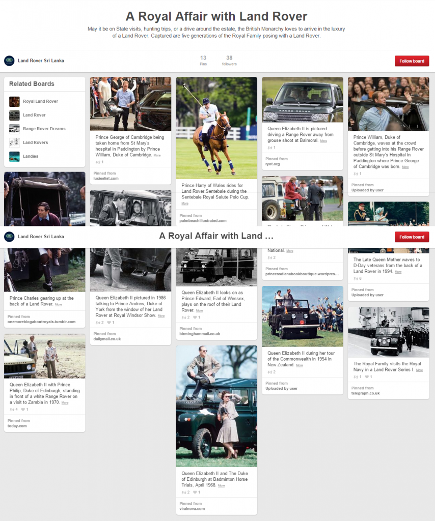 A Royal Affair with Land Rover on Pinterest   Royal Families  Range Rovers and Prince William