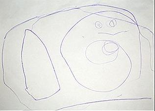 孩子们的简笔画上好色