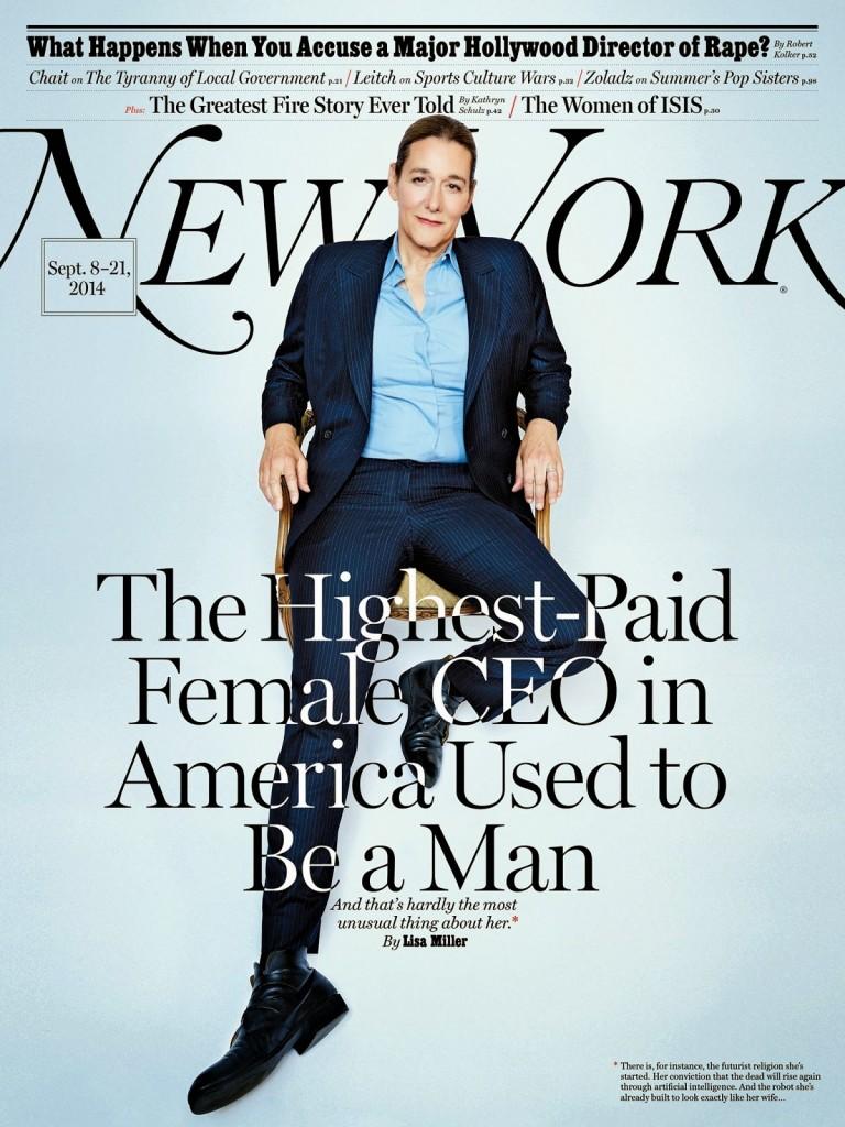 Martine Rothblatt New York Magazine