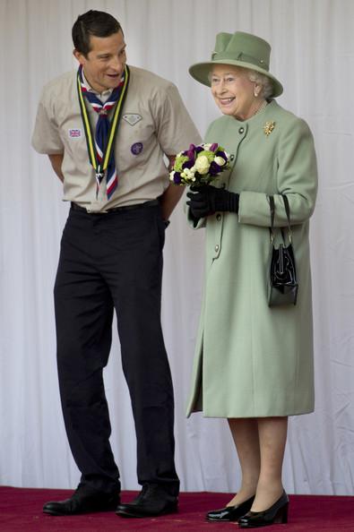 Bear+Grylls+Queen+Elizabeth+II+attends+Annual+gp3wDJIFpjel