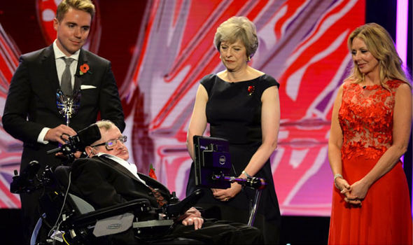 Theresa-May-Carol-Vorderman-and-Timothy-Hawking-705576