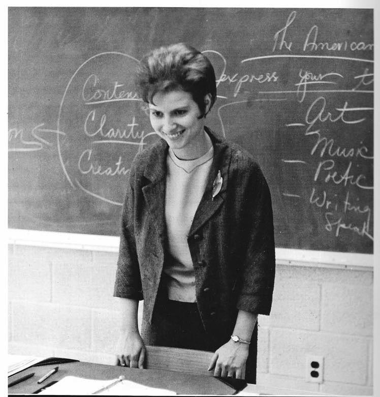 Sister Catherine Cesnik, Fall 1969, Western High School credit: Netflix contact: mattm@netflix.com or jborges@netflix.com