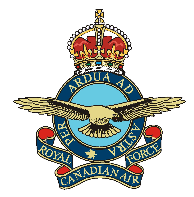 RCAF KING CROWN