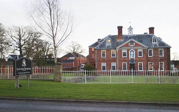 EMBARGOED PICTURE: FOR PUBLICATION FROM TUESDAY 13TH FEBRUARY 2018 From ITN Productions BOARDING SCHOOLS: THE SECRET SHAME EXPOSURE Monday 19th February 2018 on ITV Pictured: Exterior of Lucton School. An estimated one million people in Britain today went to boarding school. But increasingly the true extent of sexual abuse in these elite institutions is coming to light. ITV's Exposure investigates the private schools that appeared willing to disregard children's safety, with some failing to take action against predatory paedophiles, who groomed and assaulted young boarders over and over again, sometimes getting away with it for decades. Did protecting a school's reputation mean their pupils were put at risk? This documentary follows Alex Renton, a journalist who himself was sexually abused as an eight year old by his teacher at one of the country's top boarding schools. ©ITN For further information please contact Peter Gray 0207 157 3046 peter.gray@itv.com This photograph is © ITN and can only be reproduced for editorial purposes directly in connection with the programme BOARDING SCHOOLS: THE SECRET SHAME EXPOSURE or ITV. Once made available by the ITV Picture Desk, this photograph can be reproduced once only up until the Transmission date and no reproduction fee will be charged. Any subsequent usage may incur a fee. This photograph must not be syndicated to any other publication or website, or permanently archived, without the express written permission of ITV Picture Desk. Full Terms and conditions are available on the website www.itvpictures.com