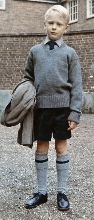 EMBARGOED PICTURE: FOR PUBLICATION FROM TUESDAY 13TH FEBRUARY 2018 From ITN Productions BOARDING SCHOOLS: THE SECRET SHAME EXPOSURE Monday 19th February 2018 on ITV Archive picture shows : Alex Renton aged 8yrs in Ashdown House Prep School uniform An estimated one million people in Britain today went to boarding school. But increasingly the true extent of sexual abuse in these elite institutions is coming to light. ITV's Exposure investigates the private schools that appeared willing to disregard children's safety, with some failing to take action against predatory paedophiles, who groomed and assaulted young boarders over and over again, sometimes getting away with it for decades. Did protecting a school's reputation mean their pupils were put at risk? This documentary follows Alex Renton, a journalist who himself was sexually abused as an eight year old by his teacher at one of the country's top boarding schools. ©ITN For further information please contact Peter Gray 0207 157 3046 peter.gray@itv.com This photograph is © ITN and can only be reproduced for editorial purposes directly in connection with the programme BOARDING SCHOOLS: THE SECRET SHAME EXPOSURE or ITV. Once made available by the ITV Picture Desk, this photograph can be reproduced once only up until the Transmission date and no reproduction fee will be charged. Any subsequent usage may incur a fee. This photograph must not be syndicated to any other publication or website, or permanently archived, without the express written permission of ITV Picture Desk. Full Terms and conditions are available on the website www.itvpictures.com