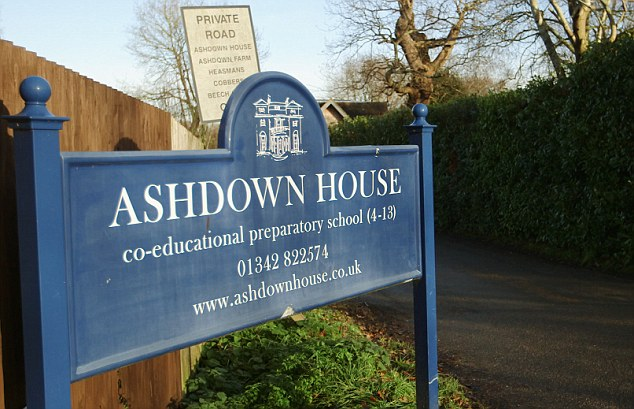 EMBARGOED PICTURE: FOR PUBLICATION FROM TUESDAY 13TH FEBRUARY 2018 From ITN Productions BOARDING SCHOOLS: THE SECRET SHAME EXPOSURE Monday 19th February 2018 on ITV Pictured: Ashdown House sign. An estimated one million people in Britain today went to boarding school. But increasingly the true extent of sexual abuse in these elite institutions is coming to light. ITV'Äôs Exposure investigates the private schools that appeared willing to disregard children'Äôs safety, with some failing to take action against predatory paedophiles, who groomed and assaulted young boarders over and over again, sometimes getting away with it for decades. Did protecting a school's reputation mean their pupils were put at risk? This documentary follows Alex Renton, a journalist who himself was sexually abused as an eight year old by his teacher at one of the country'Äôs top boarding schools. ©ITN For further information please contact Peter Gray 0207 157 3046 peter.gray@itv.com This photograph is © ITN and can only be reproduced for editorial purposes directly in connection with the programme BOARDING SCHOOLS: THE SECRET SHAME EXPOSURE or ITV. Once made available by the ITV Picture Desk, this photograph can be reproduced once only up until the Transmission date and no reproduction fee will be charged. Any subsequent usage may incur a fee. This photograph must not be syndicated to any other publication or website, or permanently archived, without the express written permission of ITV Picture Desk. Full Terms and conditions are available on the website www.itvpictures.com