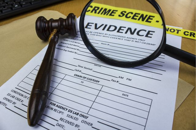 the-law-and-forensic-science