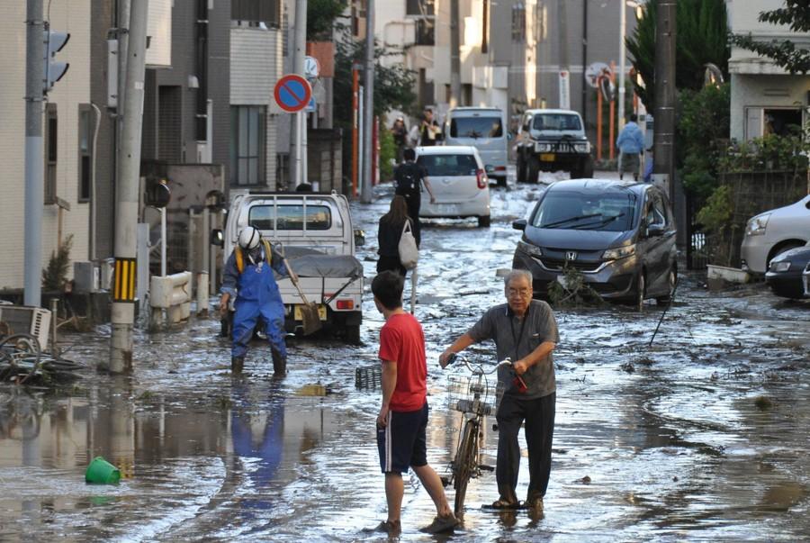 川崎 市 中原 区 浸水