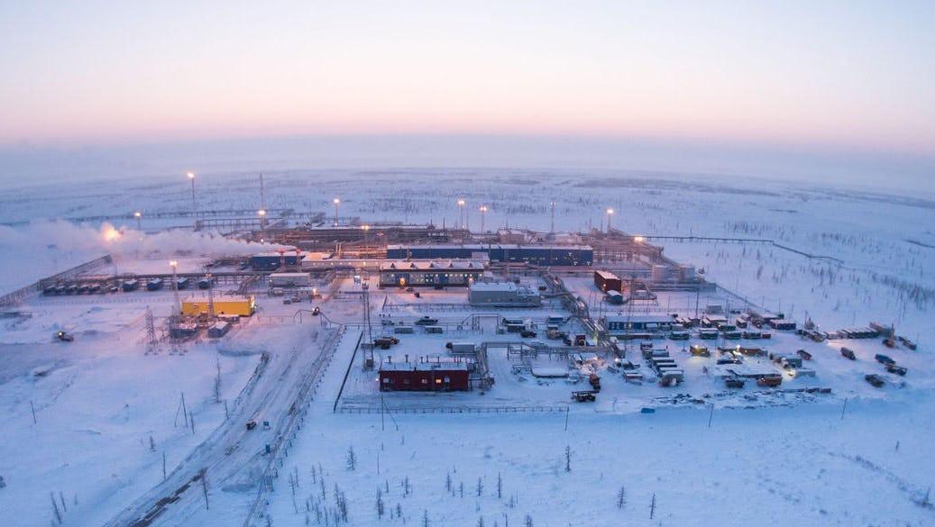 Zapolyarnoye-gas-field
