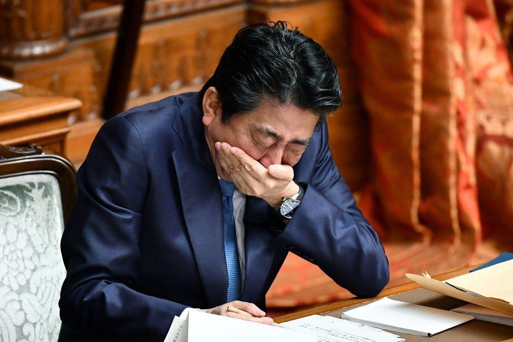 首相 吐血 安倍 安倍晋三首相 「吐血」証言の衝撃